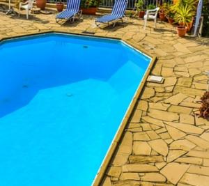 Für eine perfekte Abkühlung: Pool selber bauen | Bauzentrum A